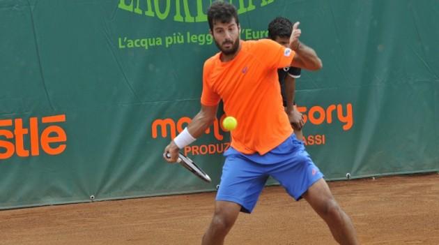 Leggi l'articolo: Tennis: due siciliani in semifinale a Biella