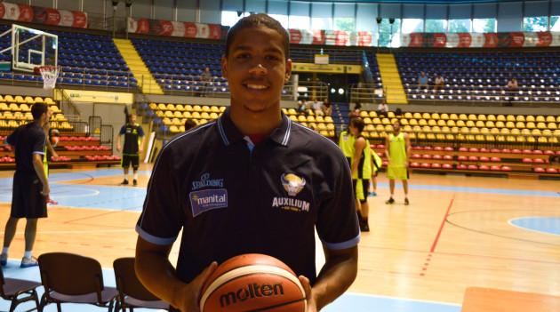 """Leggi l'articolo: Basket: Dawkins: """"Sono venuto a Torino per vincere"""""""