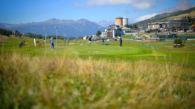 Leggi l'articolo: L'Expo golf tour 2015 ha fatto tappa a Sestriere