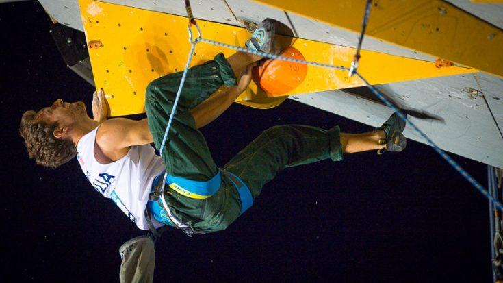 arrampicata - Stefano Ghisolfi