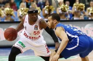 Basket: Il nuovo play della Manital è Dawan Robinson
