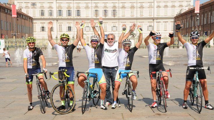 ciclismo - Granfondo Internazionale Torino