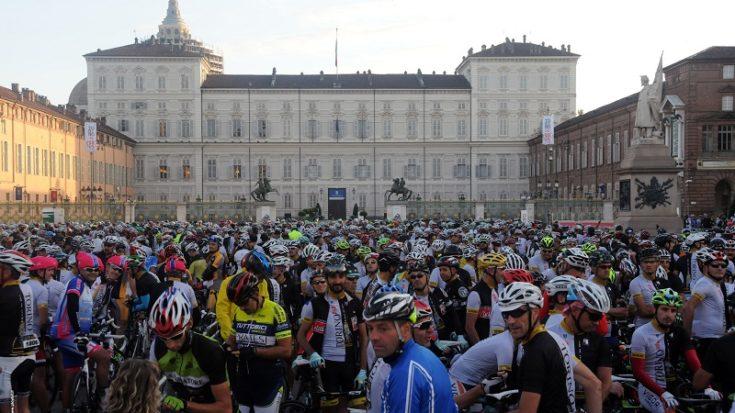 ciclismo - Granfondo Internazionale Torino - foto Play Full