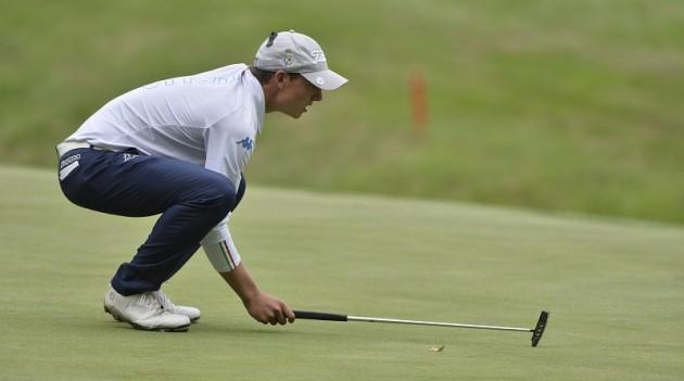 Leggi l'articolo: Golf: il torinese Riccardo Leo è leader a Biella