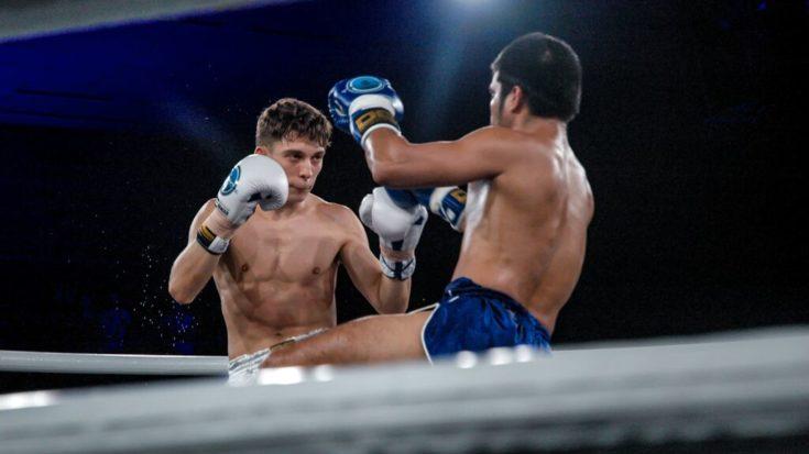 muay thay - Mathias Gallo Cassarino - foto Gian Carlo Corba