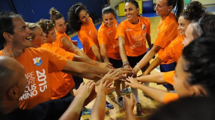 pallavolo - Collegno Volley CUS Torino