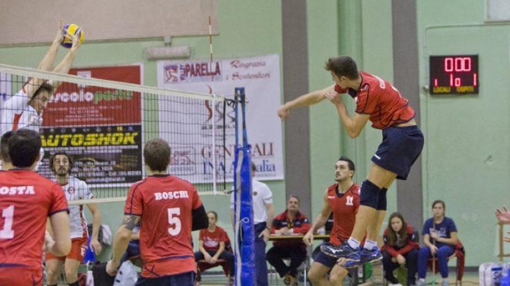 pallavolo - Volley Parella Torino - foto Alessio Marotta
