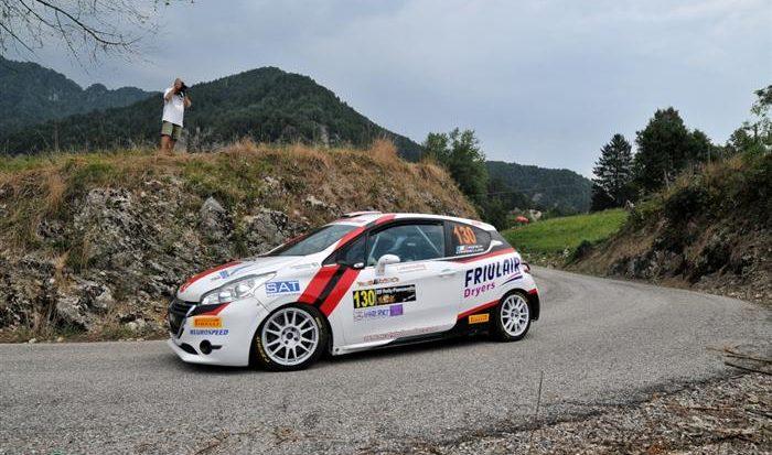 rally - Monica Caramellino - foto Elio Magnano