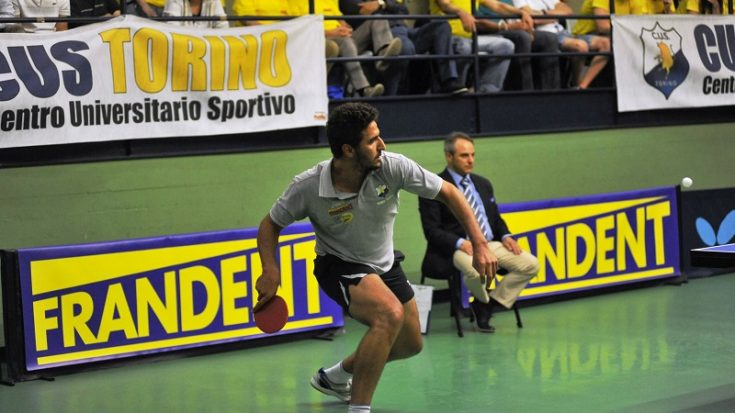 tennis tavolo - Khalid Assar - foto Mario Sofia