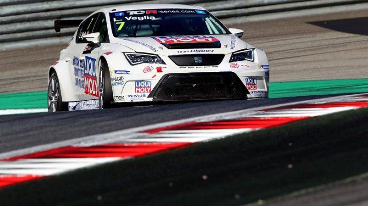 automobilismo - Lorenzo Veglia