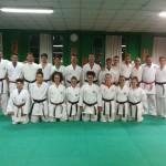 Karate: allenamento con i ragazzi del Cus Torino, pensando in grande