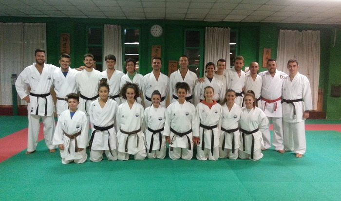 karate - Cus Torino