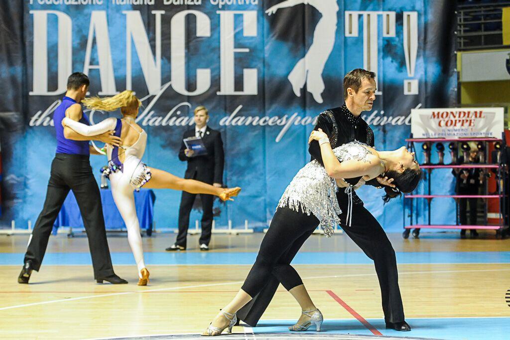 Danza Sportiva - Campionati Mondiali danze caraibiche
