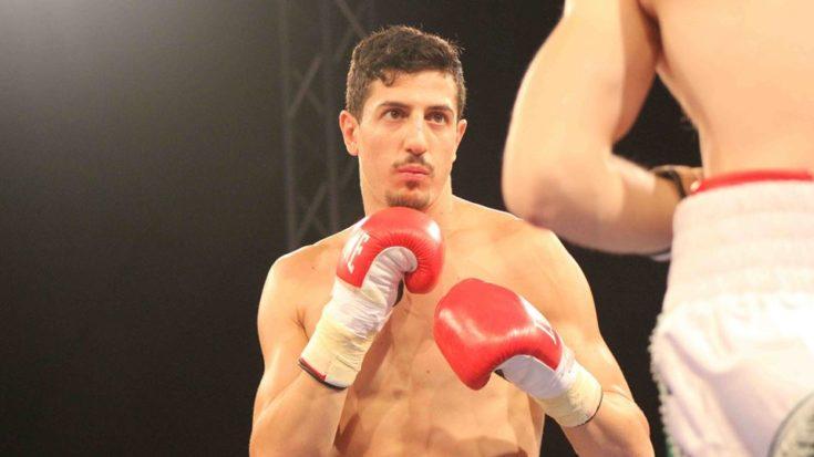boxe - Andrea Scarpa