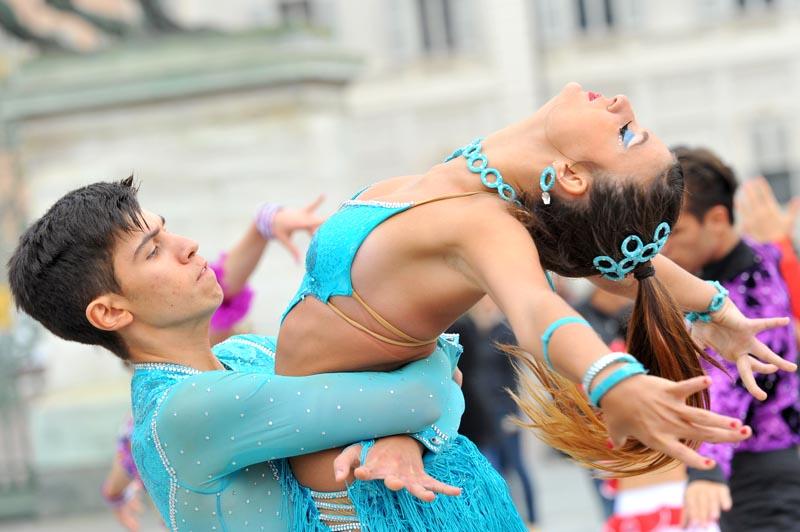danza sportiva - Mondiali danze caraibiche e tango argentino