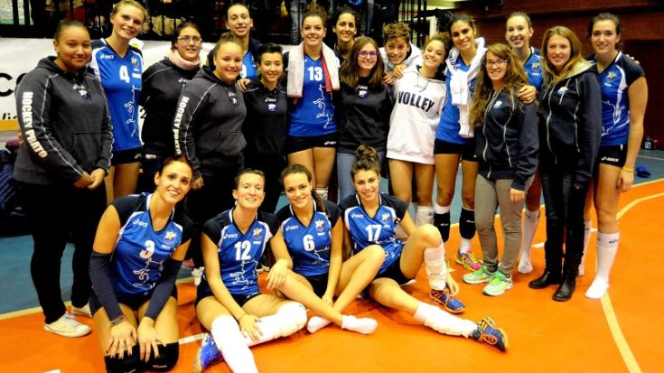 volley - Cus Torino - foto Mario Sofia