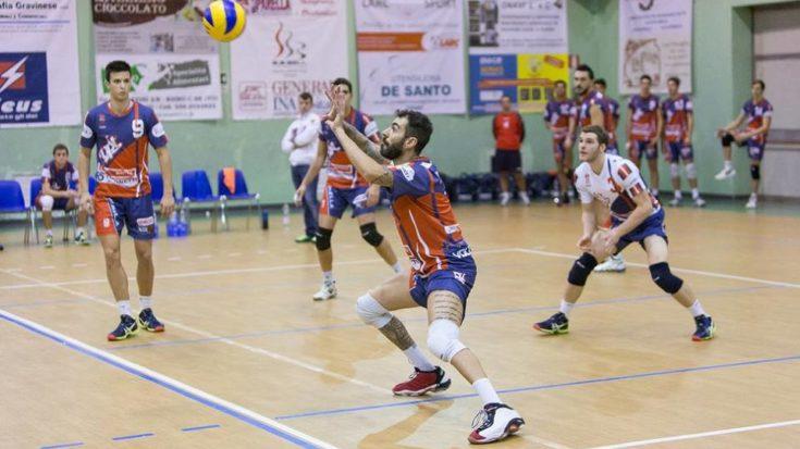 volley - Diego Figliolia