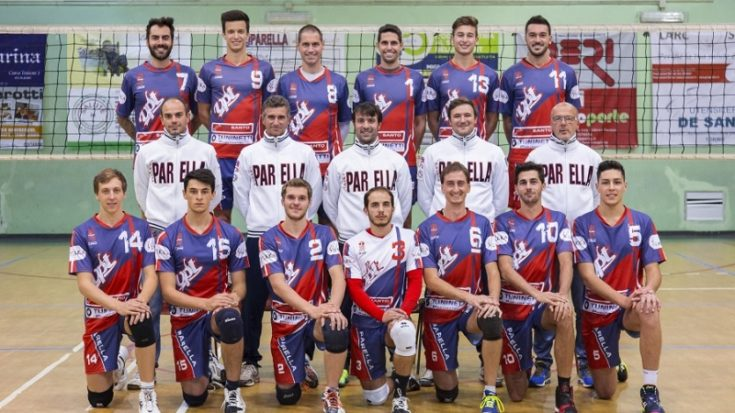 volley - Parella
