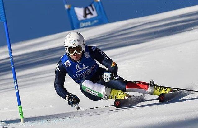 sci alpino - Francesca Marsaglia