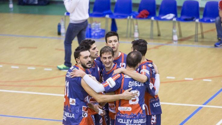 volley - Parella