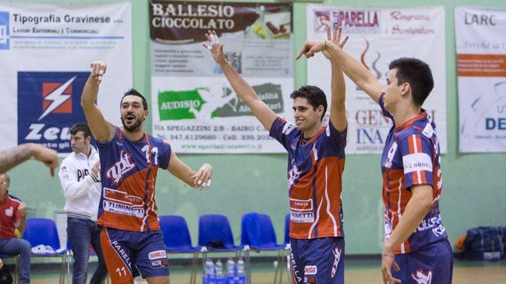 volley - Volley Parella Torino