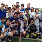 Calcio: Riccardo D'Ippolito, il 10 dell'Atletico Torino