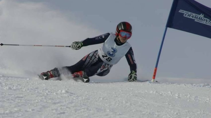 sci alpino - Carlotta Saracco