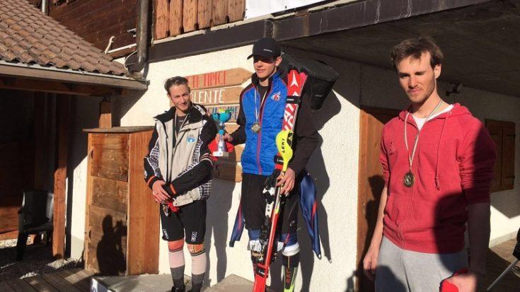 sci alpino - Slalom FIS
