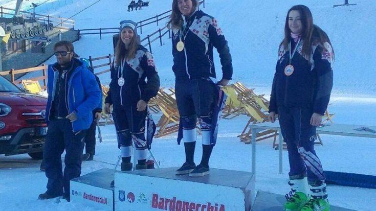 sci alpino - Trofeo Colomion - Bardonecchia