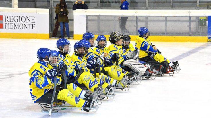 sledge hockey - Sportdipiù Tori Seduti