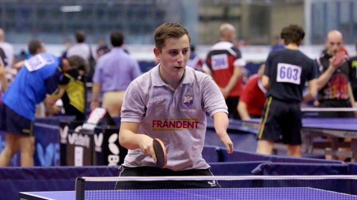 tennis tavolo - Frandent Cus Torino - Lorenzo Cordua