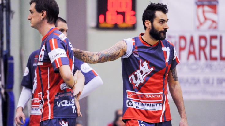 volley - Parella - foto Renzo Bussio