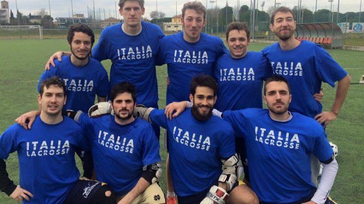 Taurus Torino Lacrosse in nazionale