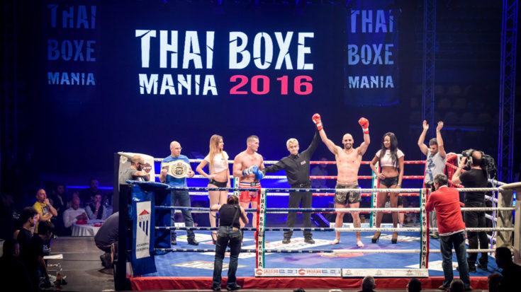 Thai Boxe Mania 2016