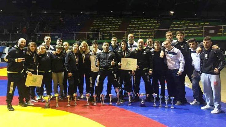 lotta - Olympic Wrestling CUS Torino