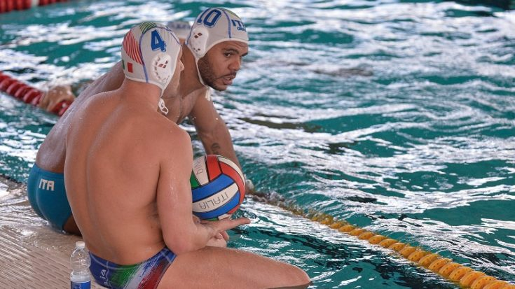 pallanuoto - World League - Italia-Russia