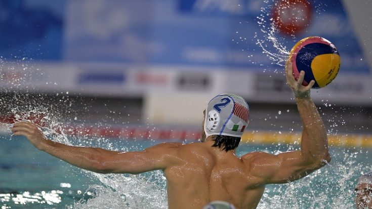 pallanuoto - World League