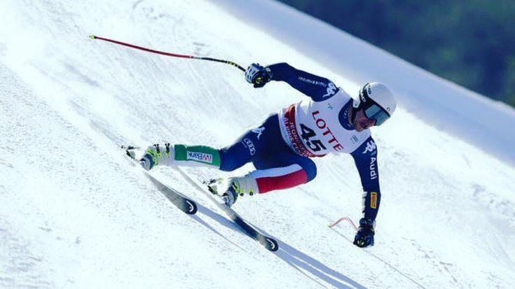 sci alpino - Mattia Casse