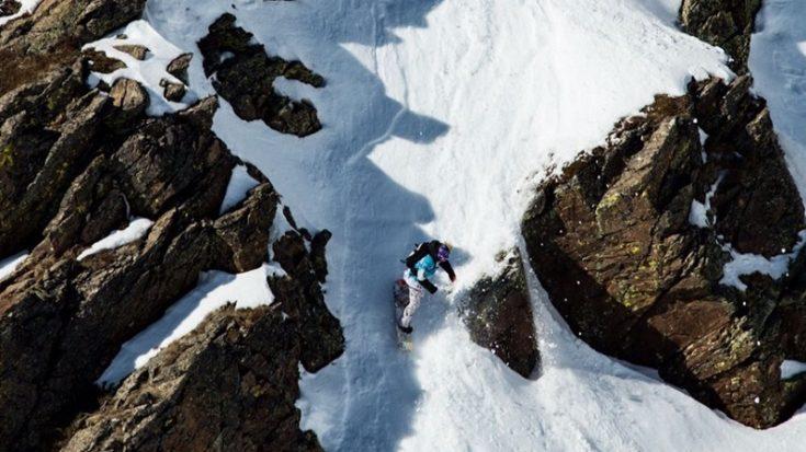 snowboard - Jazmine Erta