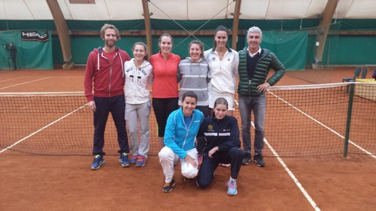 tennis - Trofeo Caroleo