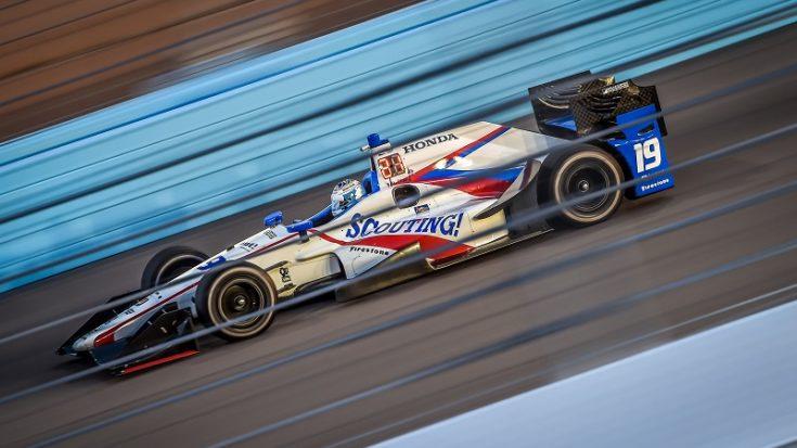Automobilismo - Luca Filippi