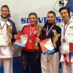 Karate: titoli e medaglie a Bratislava per il Talarico Karate Team
