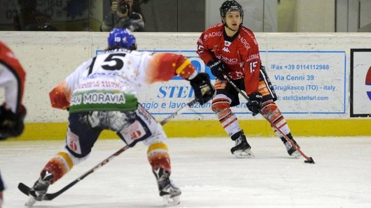 hockey ghiaccio - Valpe