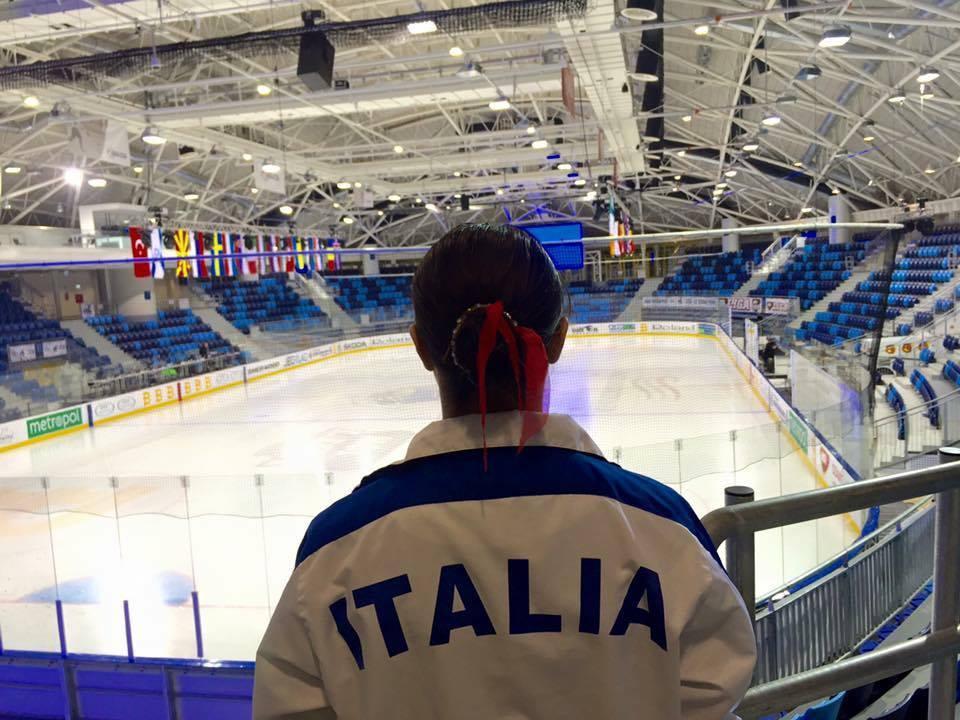 Pattinaggio di figura: Gaia Maiorano bronzo nell'ISU Sportland Trophy