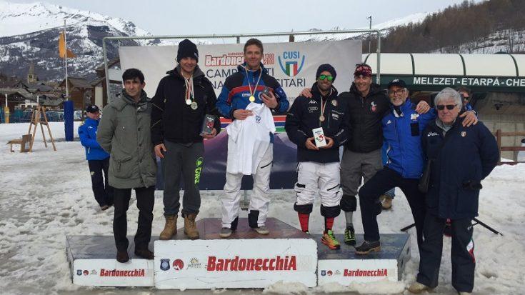 sci alpino - CNU - Guglielmo Bosca