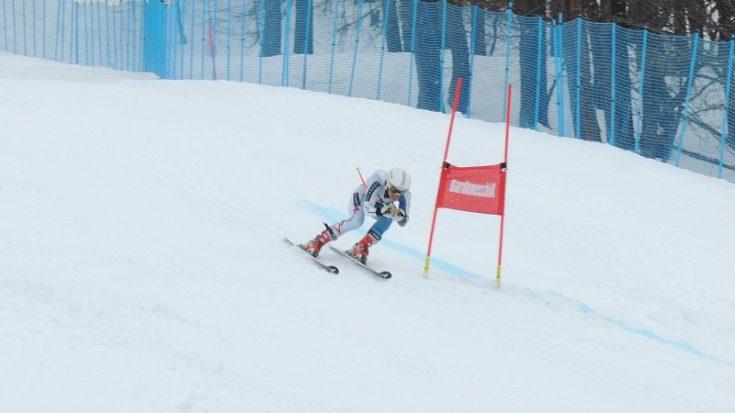 sci alpino - CNU
