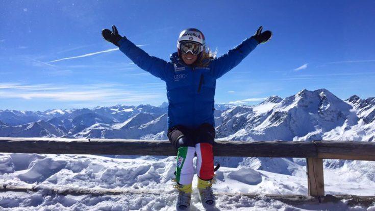 sci alpino - Marta Bassino