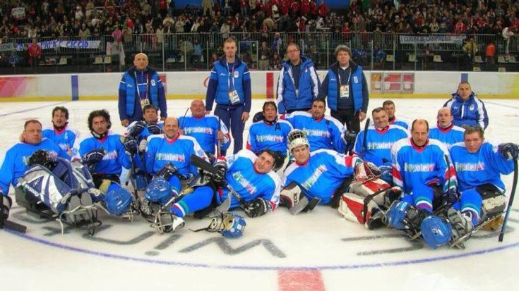 sledge hockey - Torino 2006