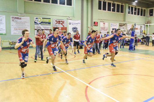 Volley Parella Torino - Sant'Anna Tomcar