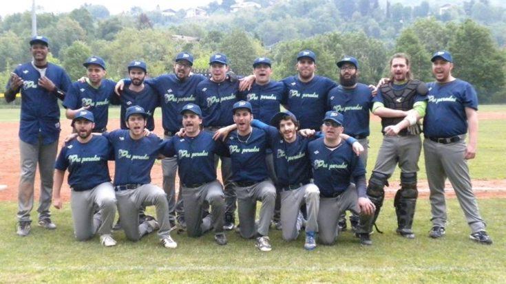 baseball - Desperados